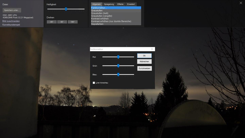 Fotowerkzeuge: Fotoverwaltung mit Bildbearbeitung und vielen weiteren Funktionen